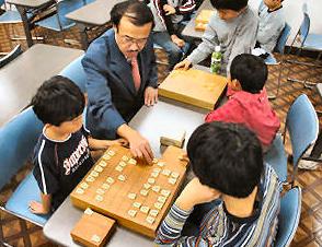 道新文化センター将棋教室