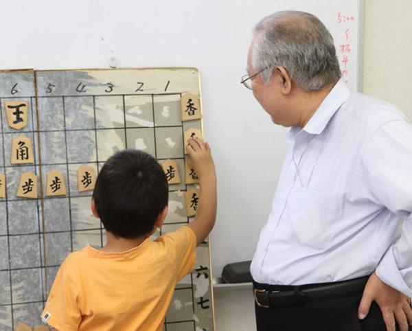 北本支部教室「ふれあい将棋スクール」