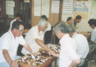 日本棋院札幌南支部石山囲碁道場