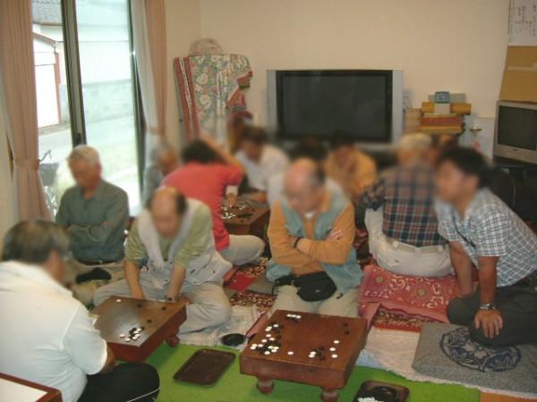 勝田囲碁クラブ