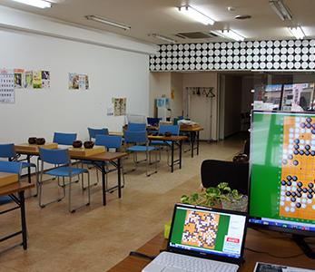 囲碁クラブ「旧・東海道」