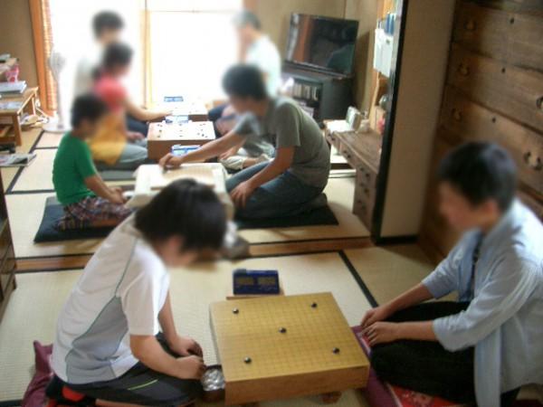 黒岩少年少女囲碁教室