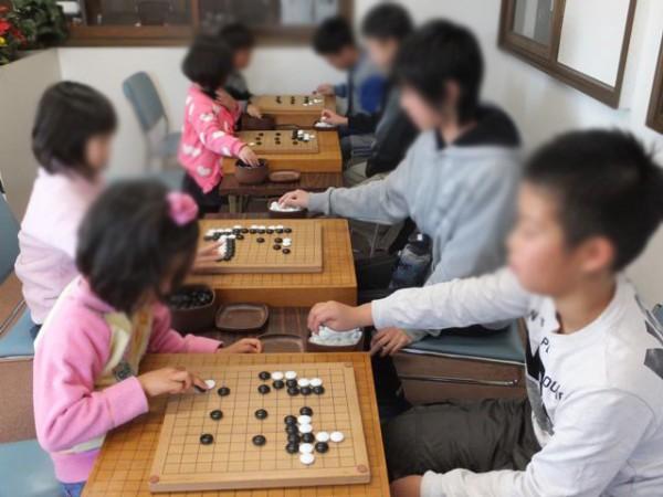日本棋院三島支部三島囲碁教室