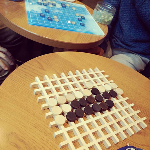 カフェと囲碁 ひだまり