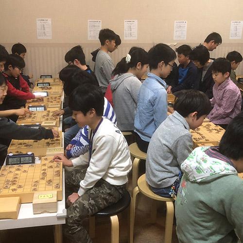 つよくなる将棋教室